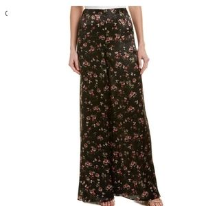 Cami NYC The Tommy Silk Floral Pant Size Medium